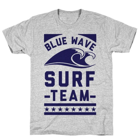 Blue Wave Surf Team T-Shirt