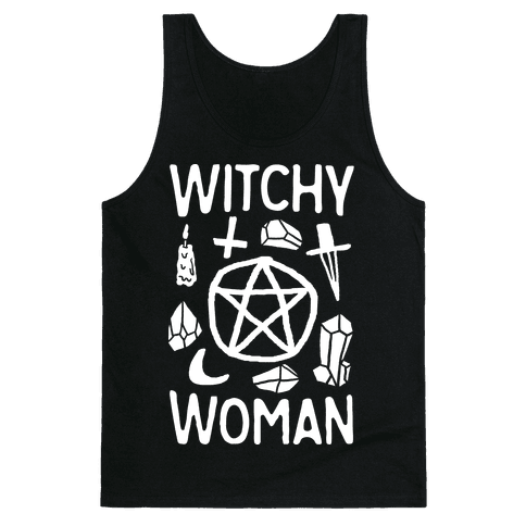 Witchy Woman Tank Top