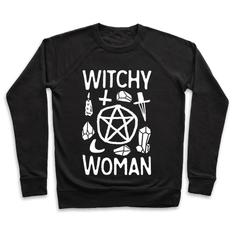 Witchy Woman Pullover