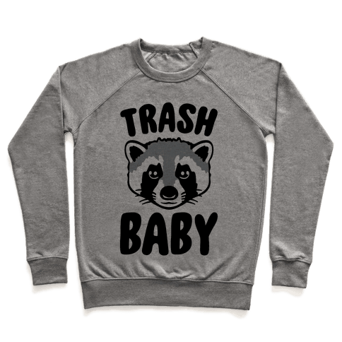 Trash Baby Pullover