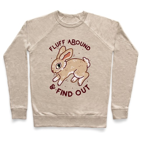 Fluff Around And Find Out Pullover