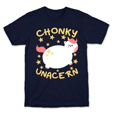 Chonky Unacern T-Shirt