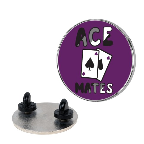Ace Mates pin