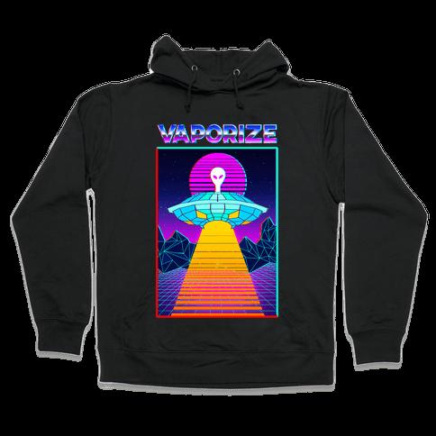 Vaporize Hooded Sweatshirt