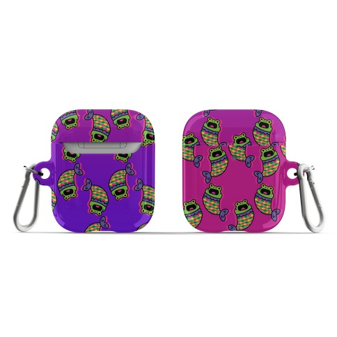 MerFrog!! Pattern AirPod Case