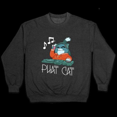Phat Cat Pullover