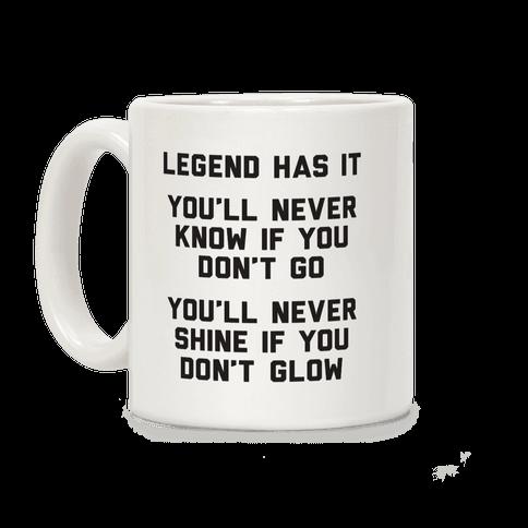 Legend Has It - All Star Parody Coffee Mug