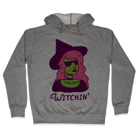 Witchin' Hooded Sweatshirt