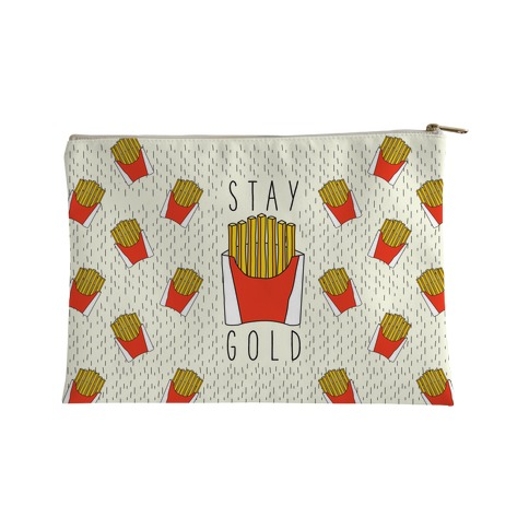 Stay Gold Fries Accessory Bag