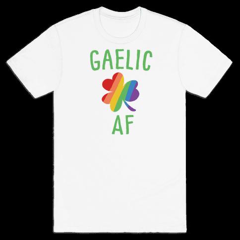 Gaelic AF Mens T-Shirt