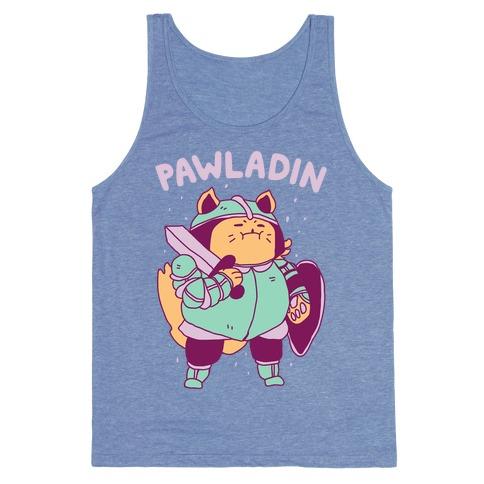 Pawladin Tank Top