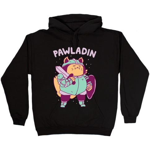 Pawladin Hooded Sweatshirt