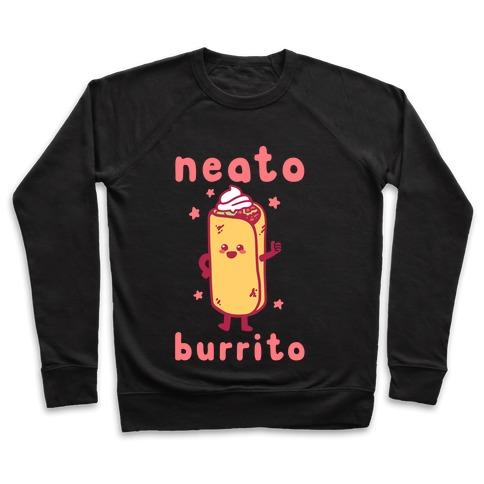 Neato Burrito Pullover
