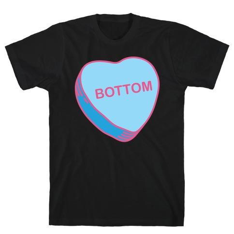 Bottom Candy Heart T-Shirt