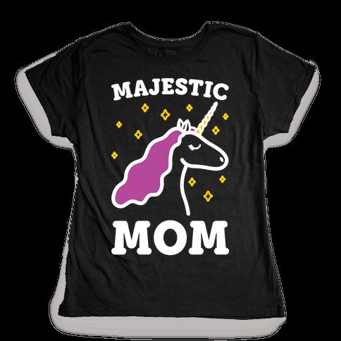 Majestic Mom Womens T-Shirt