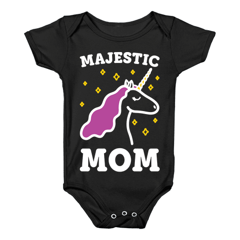 Majestic Mom Baby Onesy