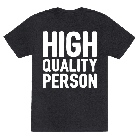 High-Quality Person