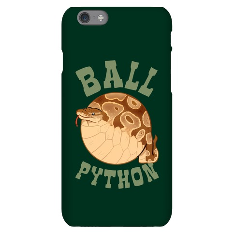 Ball Python Phone Case