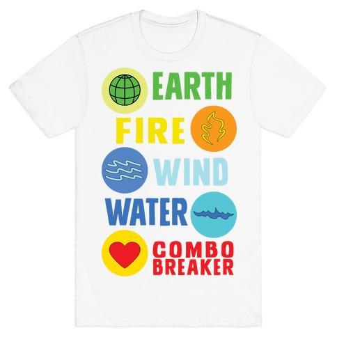 Captain Combo Breaker T-Shirt