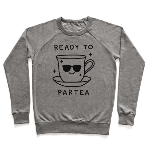 Ready To Partea Pullover