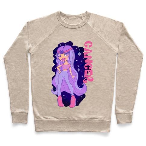 Zodiac Dollz: Cancer Pullover