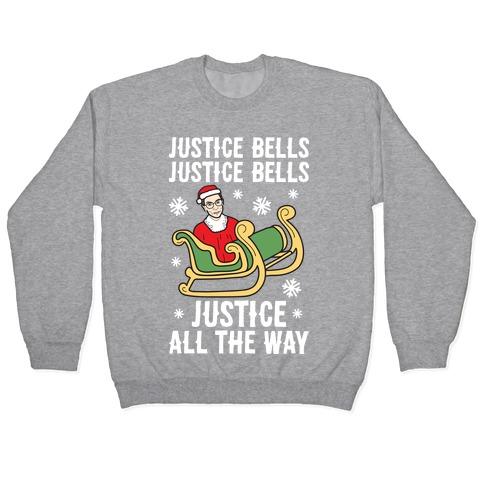 Justice Bells RBG Pullover