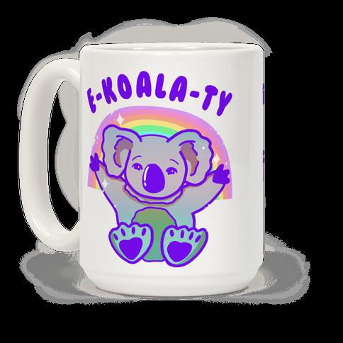 E-koala-ty Coffee Mug