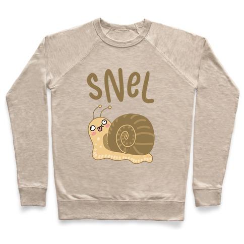 Snel Derpy Snail Pullover