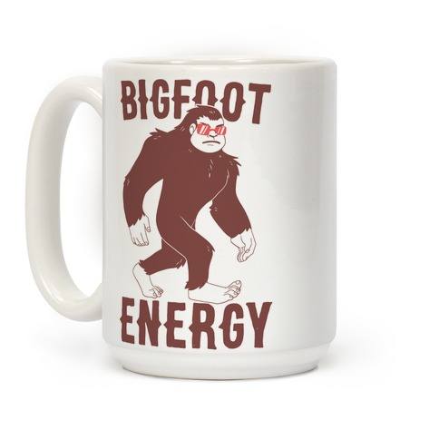 Bigfoot Energy Coffee Mug