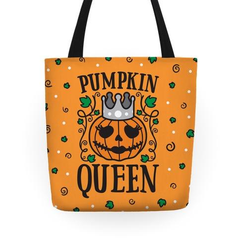 Pumpkin Queen Tote