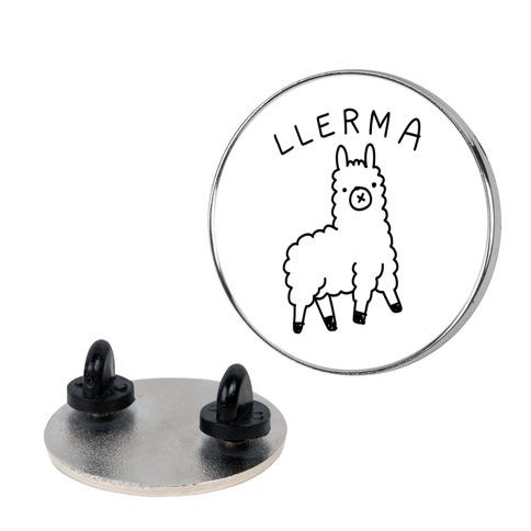 Derpy Llerma Pin