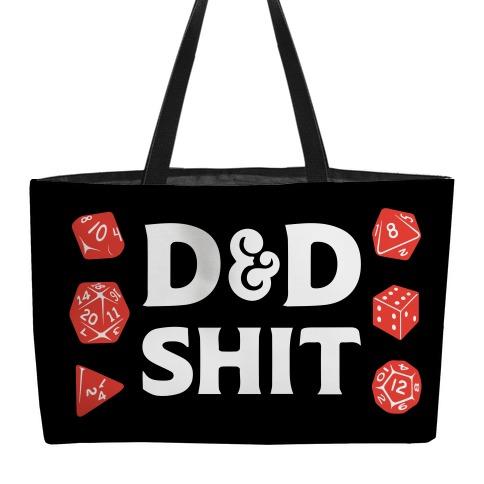 D&D Shit weekender