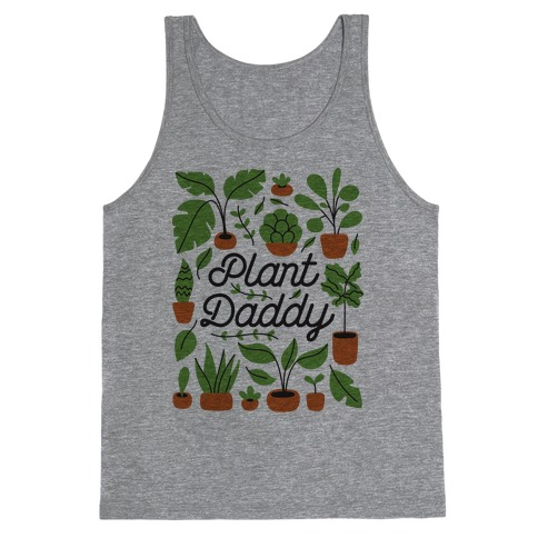 Plant Daddy Tank Top