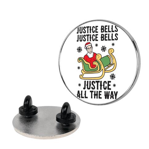 Justice Bells RBG Pin