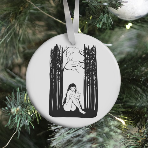 Forest Nymph Ornament