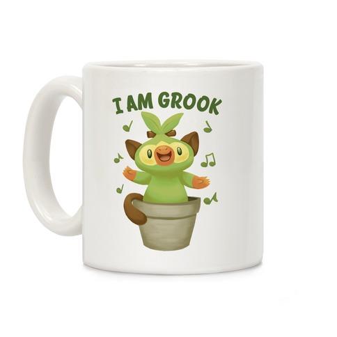 I Am Grook! Coffee Mug