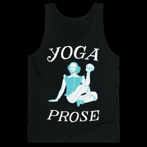Yoga Prose Tank Top