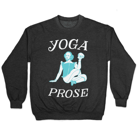 Yoga Prose Pullover