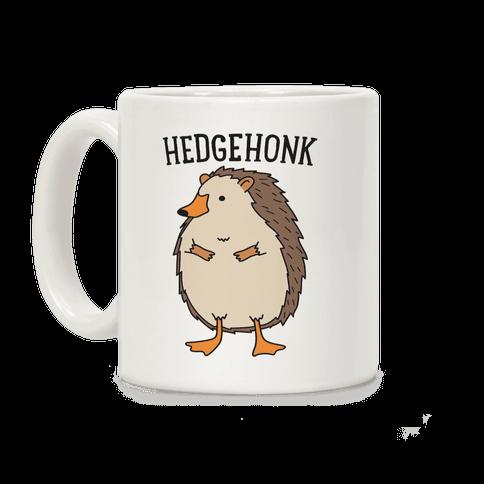 Hedgehonk (Hedgehog Goose) Coffee Mug