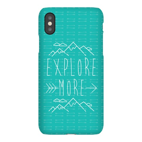 Explore More Phone Case