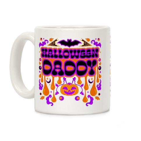 Retro Halloween Daddy Coffee Mug