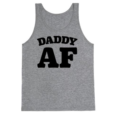Daddy AF Tank Top