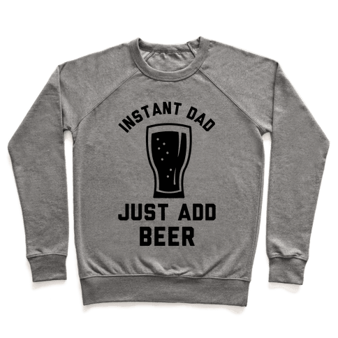 Instant Dad Pullover