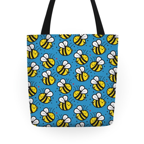 Bee Booties Tote