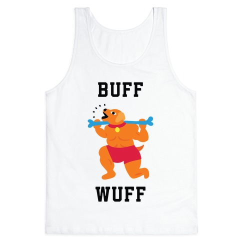 Buff Wuff Tank Top