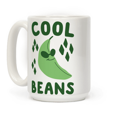 Cool Beans  Coffee Mug