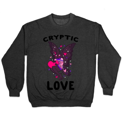 Cryptic Love Pullover