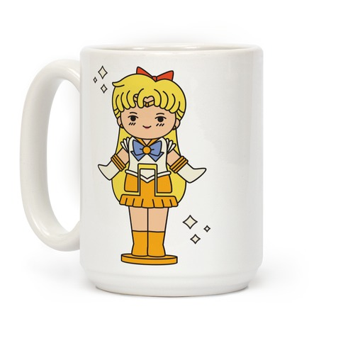 Sailor Venus Pocket Parody Coffee Mug