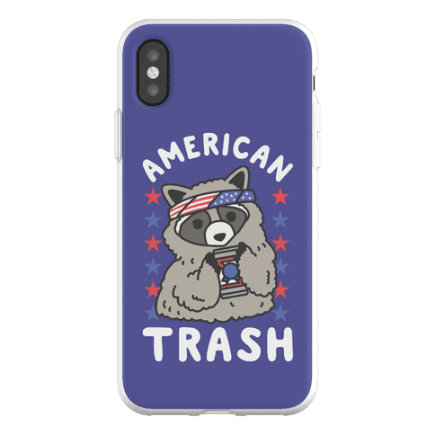 American Trash Phone Flexi-Case