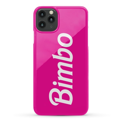 Bimbo Phone Case